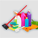 أدوات ومستلزمات التنظيف