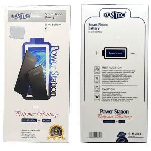 بطارية  بوليمر قطعة غيار لهواتف الايفون 7,7 بلس BC501 من باستكBASTEC ضمان سنتين