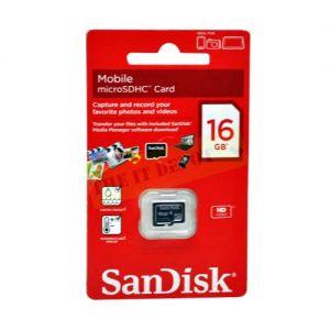 مايكرو سانديسك 16 GB