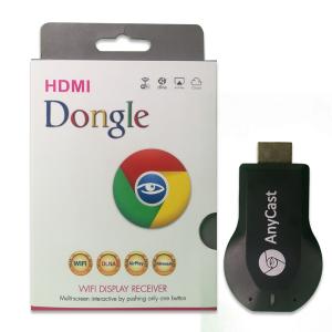 وصلة Dongle hdmi لتوصيل الهاتف بشاشة العرض وايرليس ضمان سنة