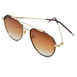 نظارة شمسية دائرية للرجال R543 من Bana -بني-بالدرزن