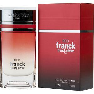 فرانك اوليفيير - رجالي 75مل-احمر