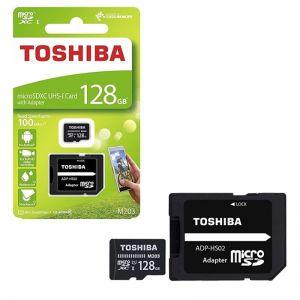 بطاقة ذاكرة توشيبا ميكرو 128 قيقا