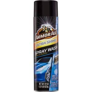 بخاخ الغسيل والتلميع armor all ultra shine Spray wash