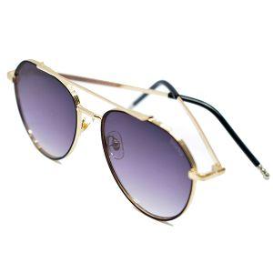 نظارة شمسية دائرية للرجال من بانا-بنفسجي-بالدرزن