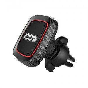 go des HD611 اسود حامل جوال  مغناطيسي للسيارة