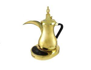 صانعة القهوة العربية من تولون