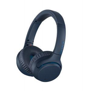 سماعة سلكية/لاسلكية WH-XB900L من سوني-أزرق
