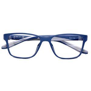 نظارة طبية H563 من بانا ازرق-بالدرزن
