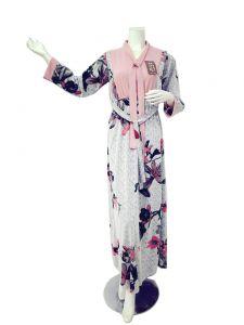 فستان مشجر خفيف وناعم