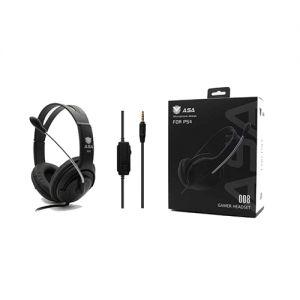سماعات راس سلكية مخصصة لالعاب الفيديو ASA 008