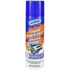 منظف الماكينة ومزيل الشحم  gunk engine protector