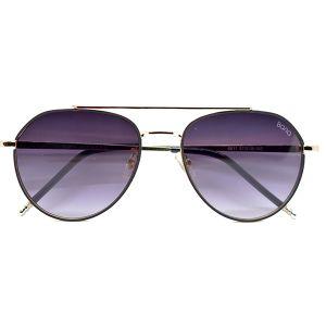 نظارة شمسية دائرية للرجال من Bana -بنفسجي-بالدرزن