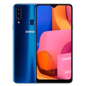 هاتف سامسونج جالكسي A20S 32 قيقا الجيل الرابع شريحتين -ازرق