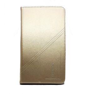 محفظة جلدية لجهاز سامسونج تاب 3,تاب 7-بيج