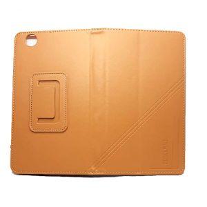 محفظة جلدية لجهاز سامسونج تاب 3,تاب 7-برتقالي