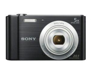 كاميرا ديجيتال سايبر شوت DSC-W800(BLK) من سوني