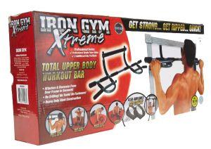 عقلة باب للتمارين  الرياضية Iron Gym