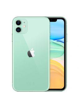 هاتف ابل ايفون 11 - ذاكرة 128 جيجا، رام 4 جيجا، 4G - أخضر