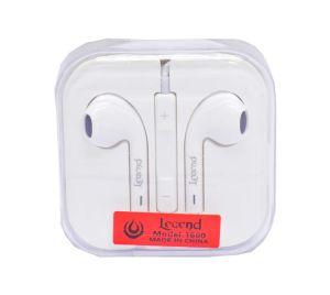سماعات ايفون 6 - 5 بمنفذ جاك من ليجيند جودة عالية ضمان سنة