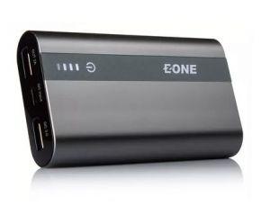 بنك طاقة بقوة 10050 ملي امبير من eone -اسود