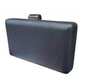 محفظة يد نسائية بوليستر -أسود