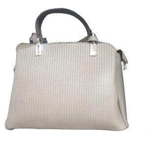 حقيبة يد نسائية كلاسيك لون بيج