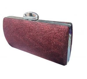 محفظة نسائية تصميم كلاسيك لون كبدي