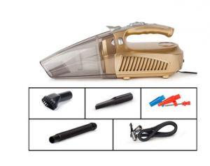 كومبريسور الهواء المحمول والعملي  4 في 1 agc 4 In 1 vacuum CLEANER,ذهبي