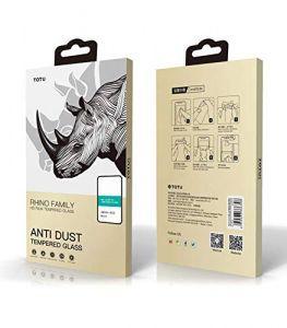 حامي الشاشة الزجاجي الصلب Anti Dust ABiXr-003 لهواتف الايفون اكس ار من Totu desgin