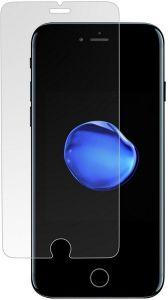 حامي شاشة حماية زجاجية مقاوم للكسر ايفون 7 بلس