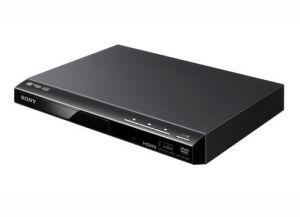 مشغل فيديو دي في دي اتش دي DVD HD DVP-SR760HP من سوني