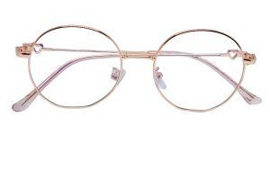 اطار نظارة طبية H577 من Bana  وردي -بالدرزن