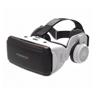 نظارات الواقع الافتراضي VR SHINECON VR 3D خوذة الواقع الافتراضي 4.7-6.0 Inches Smartphones