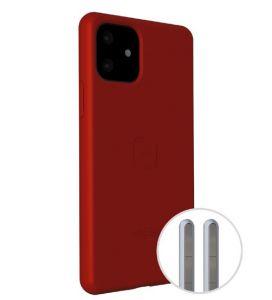 كفر ايفون 11 ماقباك magbak الاصلي-احمر