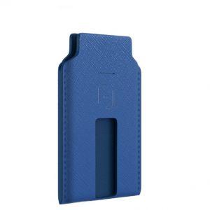 محفظة للهواتف الذكية ماقباك Magbak الاصليه مع MagStache-ازرق