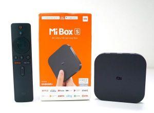 شاومي مي بوكس اس Xiaomi mi box S
