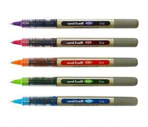 طقم أقلام من 5 قطع متعدد الألوان