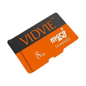 بطاقة الذاكرة  8 قيقا من فيدفي مايكرو اس دي ضمان سنة