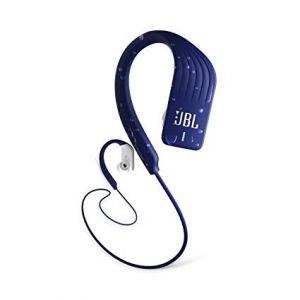 جي بي ال, سماعة اذن بلوتوث, ضد الماء, JBL ENDURANCE SPRINT ضمان سنتين-ازرق