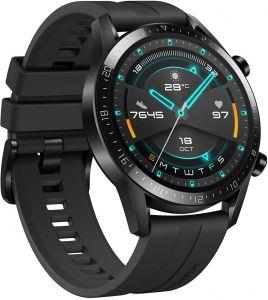 ساعة هواوي الذكية huawei GT2 الاصدار الكلاسيكي مقاس 46 ملم-أسود