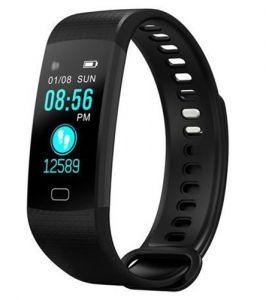 ساعة smart bracelet  متعددة المهام-اسود