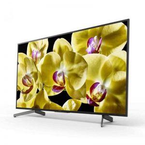تليفزيون سوني 55 بوصة ذكي, 4 كيه, اتش دي آر, ال اى دي- KD-55X8077G