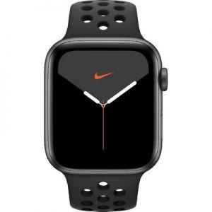 ساعة  أبل ووتش الجيل الخامس Apple Watch Series -أسود