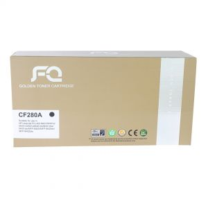 اسود TONER FQ GOLD CF280A BLACK حبر