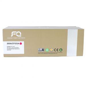 احمر TONER FQ GOLD CF533A 205A MAGENTA حبر