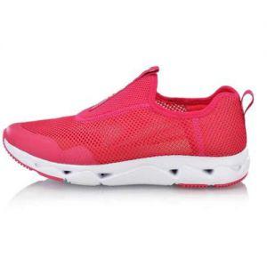 حذاء الجري الرياضي  AGCN054-3B من LI-NING-  احمر